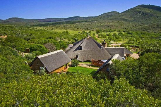 Nyaru Private Game Lodge: Nyaru Game Lodge