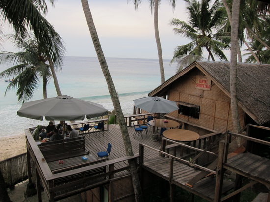Sabang, Indonesia: Beach restaurant