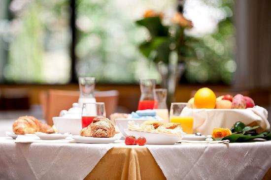 Hotel Dragonara: colazione