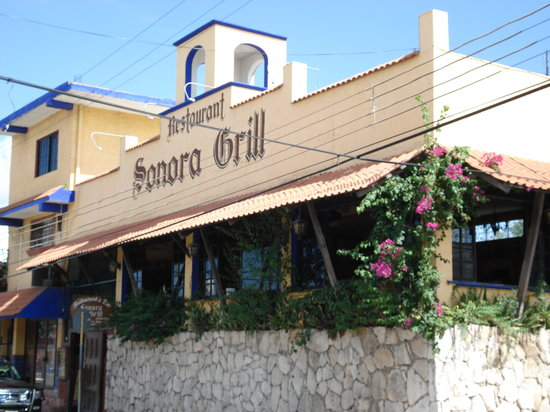 Outside of Sonora Grill