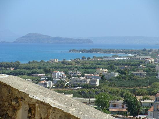 Villa Polichna: View from terrace