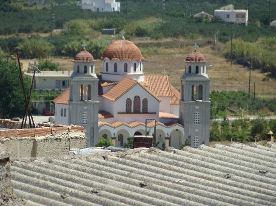 Villa Polichna : View from terrace