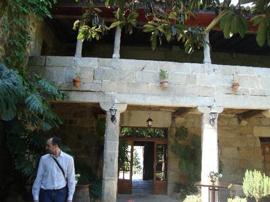 Restaurante Pazo Lagar: La solana del Pazo
