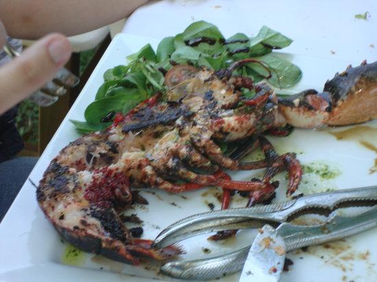 Restaurante Pazo Lagar: el marisco que no falte
