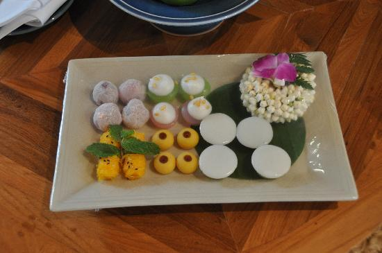Four Seasons Resort Chiang Mai: Thai treats
