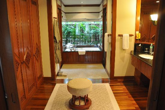 Four Seasons Resort Chiang Mai: Bathroom