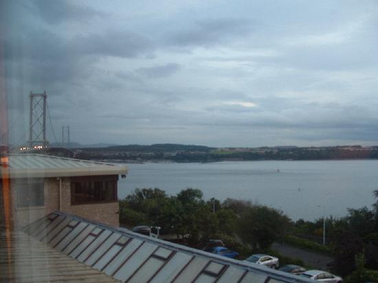 DoubleTree by Hilton Edinburgh - Queensferry Crossing: Our View from Room 212