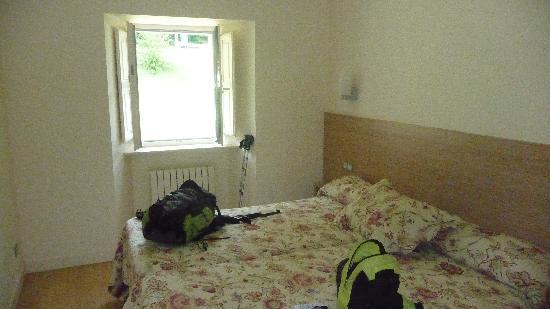 Hotel Roncesvalles : La habitación doble