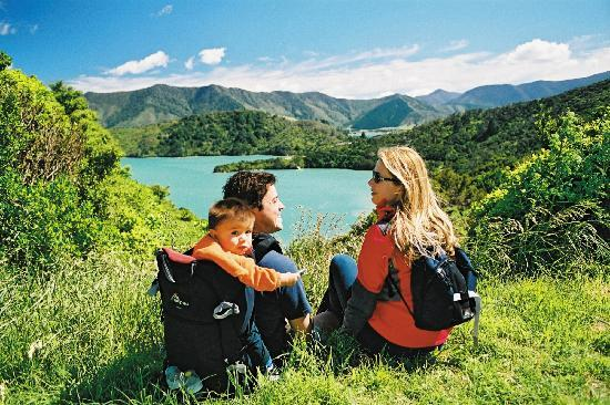 Марлборо, Новая Зеландия: provided by: Destination Marlborough