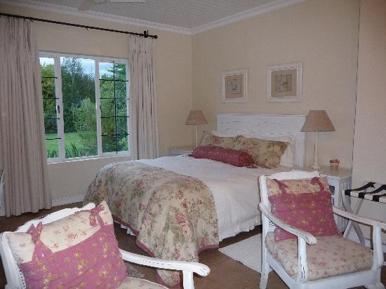 Millpond House: romantische kamer