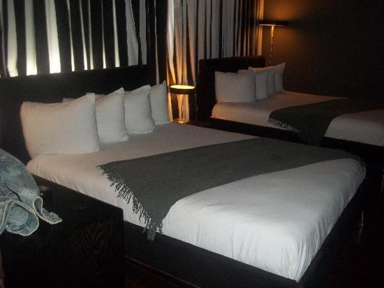 Metropole South Beach Hotel: Two Queen Beds in 1 Bedroom Suite
