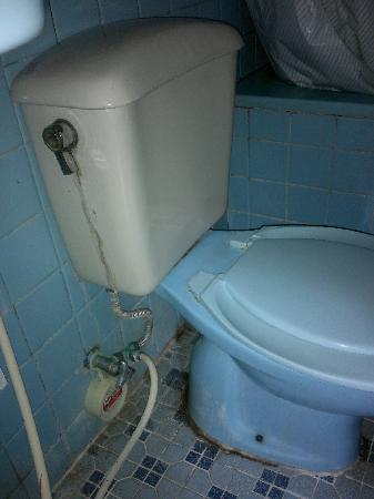 Bali Village Hotel: Toilet