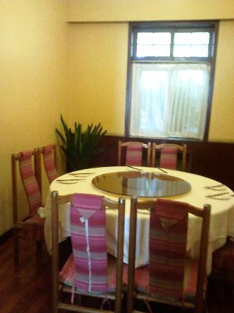 BeiJing XiaoWangFu (GuangHua Road): One of the private dining room