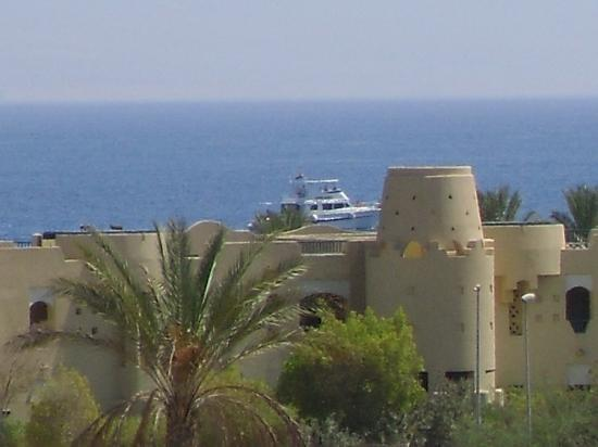Sofitel Taba Heights: A room with a view