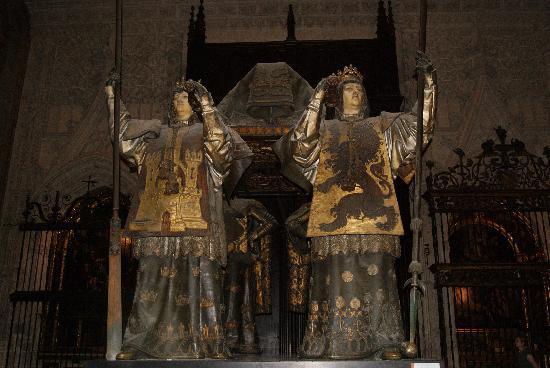 มหาวิหารเซวิลล์: Christopher Columbus' tomb