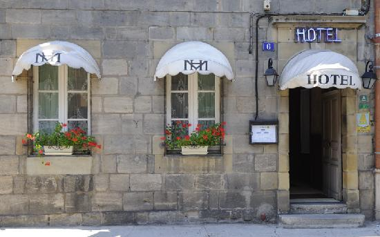 Hotel Le Montauban: www.hotelrestaurant-lemontauban.fr