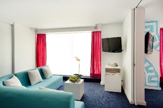 โรงแรมรูม เมท วาเลนตินา: Habitación Valentina 1
