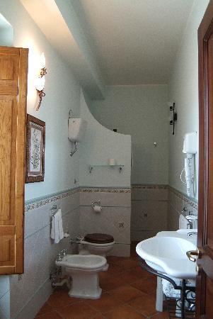 Agriturismo La Casa di Botro: Bagno/Bathroom