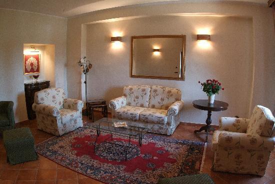 Agriturismo La Casa di Botro: Sala Relax/Internet point