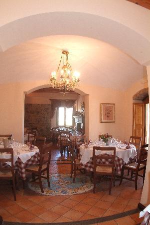 Agriturismo La Casa di Botro: Ristorante/Restaurant