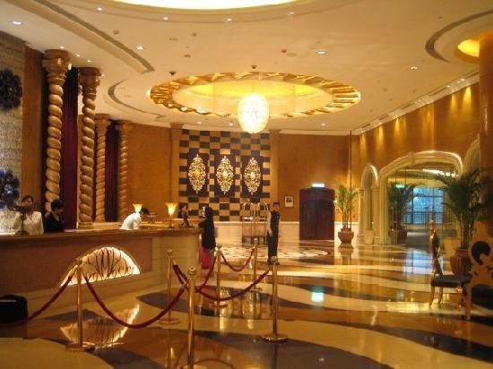 โรงแรมโซฟิเทล มาเก๊า แอท ปงต์ 16: Lobby