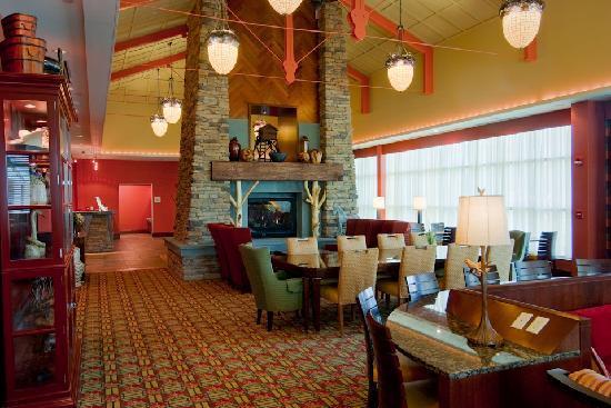 Homewood Suites Rockville - Gaithersburg: Lobby