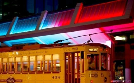 TECO Line Streetcar System: New Whiting Station