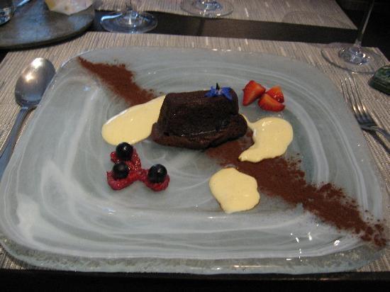 Les Gribaumonts: gâteau chocolat