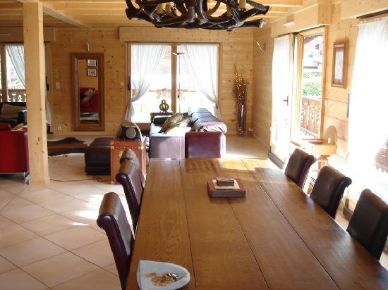 Chalet Neige: Dinning Area