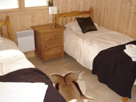 Chalet Neige: Twin room
