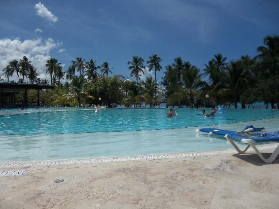 Dreams La Romana Resort & Spa: the beach