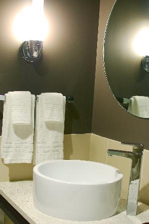 CityFlatsHotel: Bathroom in Single King Guestroom
