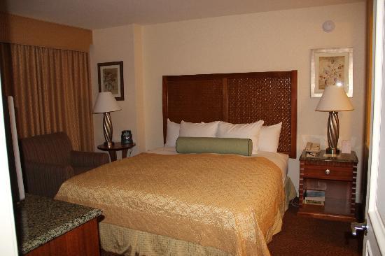 โรงแรมฮิลตัน แกรนด์ เวเคชั่น คลับ ออน เดอะ ลาสเวกั: Betten