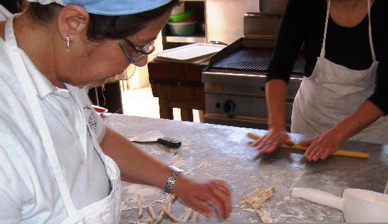 Al Vecchio Frantoio: la pasta fresca fatta a mano