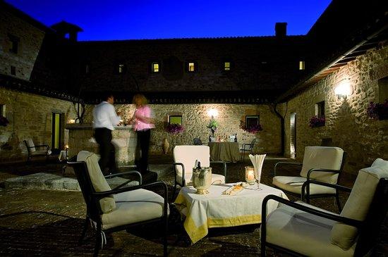 Park Hotel Ai Cappuccini: Chiostro/Cloister