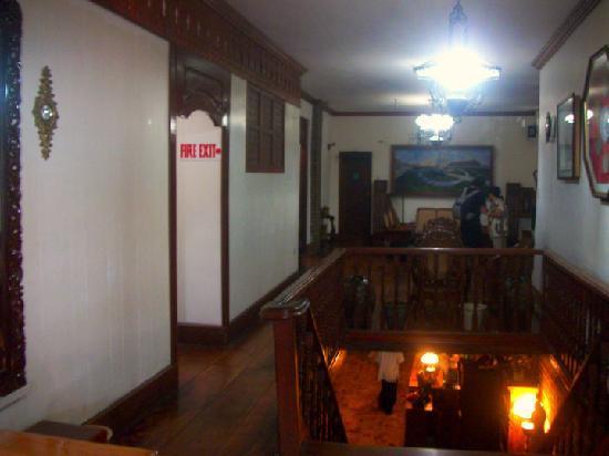 Grandpa's Inn: Common area with wi-fi