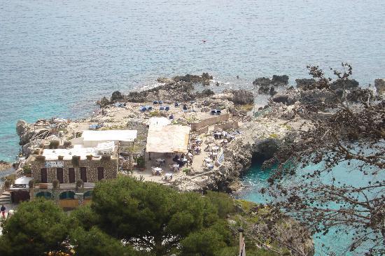 Hotel Weber Ambassador Capri: Hotel Weber Ambassador
