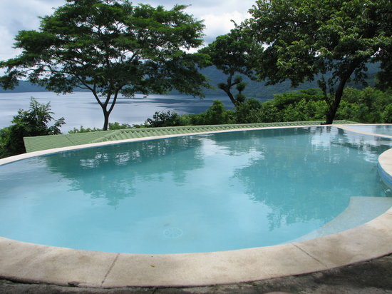 Apoyo Resort: Swimming pool