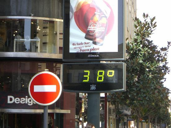 101 Tapas: Cordoba gets warm, even in mid September!