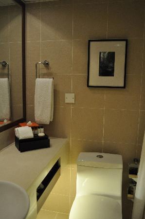 เอตัน สมาร์ท ฮ่องกง: Deluxe Room - Bathroom