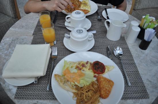เอตัน สมาร์ท ฮ่องกง: Breakfast Buffet