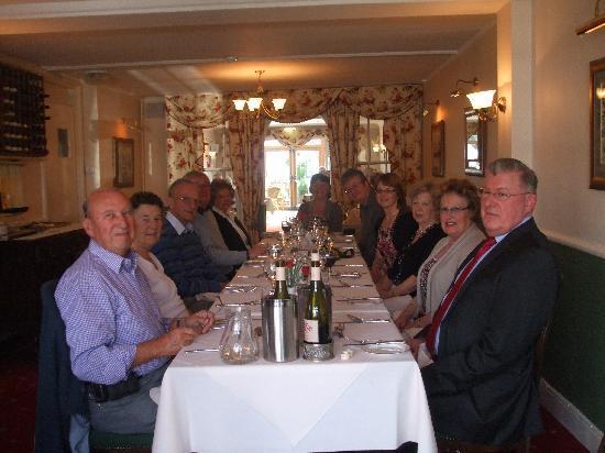 The Cloud Hotel: A happy 80th birthday celebration