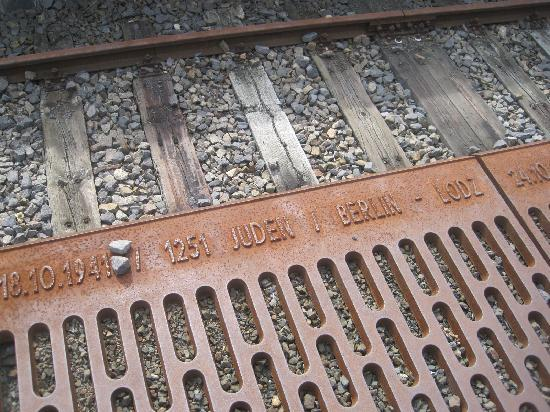 The Berlin Experts- Walking Tours: at track 17 memorial