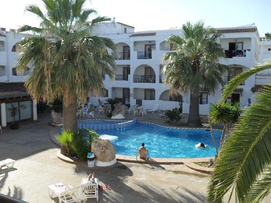 Hotel Playasol Bossa Flow : Piscine