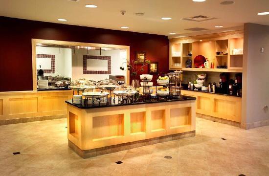 Hilton Garden Inn Toledo Perrysburg: Great American Grill