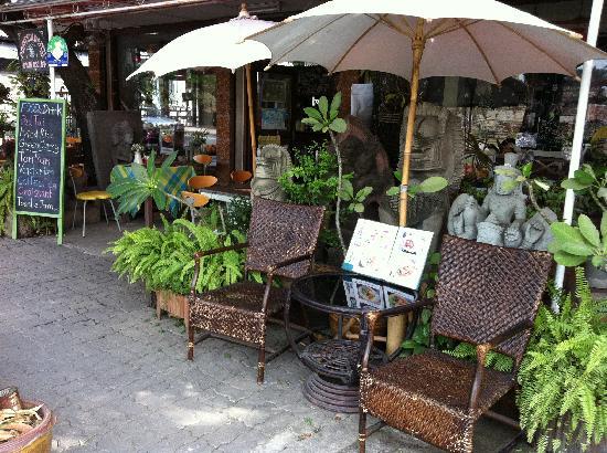 Coffee Old City: Corner