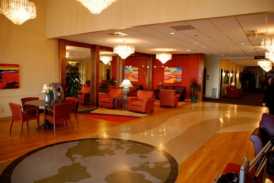 Clarion Hotel And Convention Center Main Lobby