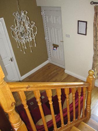 Woodbine House B&B: Separate guest entrance door