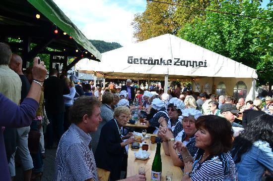 Reichsburg Cochem: The Festival