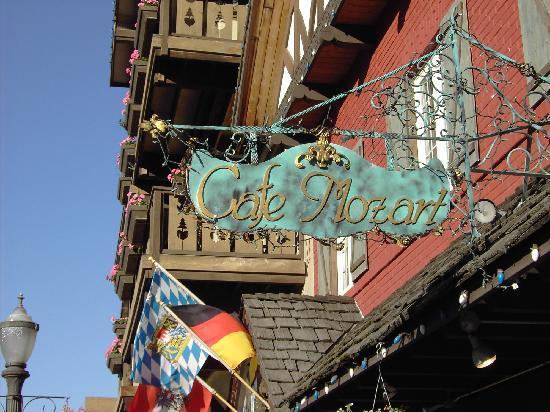 Mozart's Steakhouse: Café Mozart